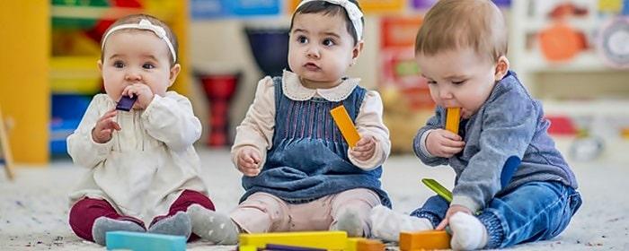La Adaptación del Niño en la Escuela Infantil